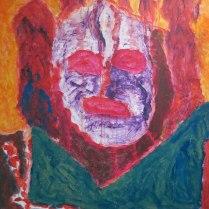 7. Acrylic on canvas - 100cm x 75cm - $450