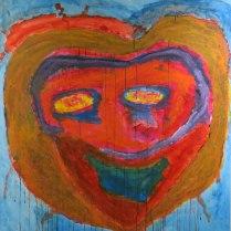 8. Acrylic on canvas - 90cm x 90cm - $500