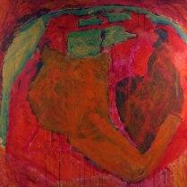 9. Acrylic on canvas - 90cm x 90cm - $450