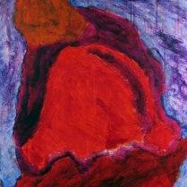 10. Acrylic on canvas - 75cm x 60cm - $300