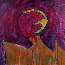 12. Acrylic on canvas - 60cm x 60cm - $350