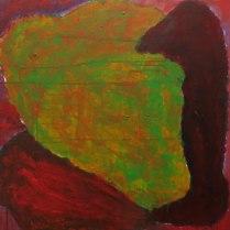 1. Acrylic on canvas - 75cm x 75cm - $450